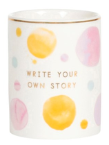 "Portapenne ""Write your own story"""