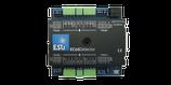 50094 ECoS Detector Rückmeldemodul, 16 Digitale Inputs, davon 4 RailCom Rückmelder. Digitale Inputs für 2-Leiter- oder 3-Leiterbetrieb umschaltbar, OPTO