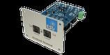 50099 ECoSLink Terminal Busverteilerplatte, 6 Slavebuchsen, mit 0,9m Kabel