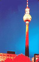 D-E-30-1998 - Fernsehturm Berlin