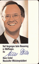 D-O-0076-04-1992 - Hessentag 1992 / Hans Eichel