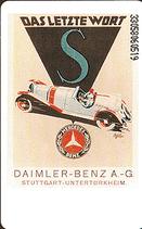 D-O-0828-A-04-1993 - Mercedes Benz