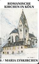 D-O-1756-10-1995 - Kirchen in Köln - 6