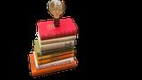 Bücherturm - Jeder Tag hat sein Geheimnis