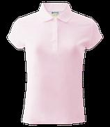 Женское  | поло (розовый)