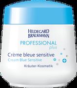 Crème bleue sensetive