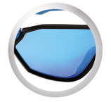 Alpina S-Way Wechselscheibe Varioflex  Blue Mirror