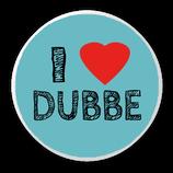 I love    Dubbe
