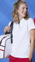 Clique   Heavy Premium Polo Ladies  Damen Polo   028261