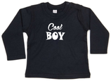 "Babywelt | Babybugz | 71.0011 |  BZ11 Baby T-Shirt langarm |  Druck ""Cool Boy"""