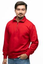 Switcher | OSLO 1005 | Herren Premium Sweatshirt «Zip»