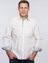 efbe | 177uniSP | Herren Hemd mit Stoffeinsatz