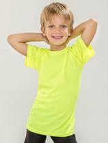 "Spiro | S287J | Kinder Sport Shirt ""Aircool"""