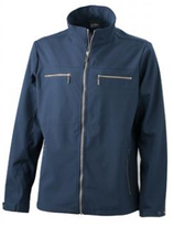 James & Nicholson | Herren Design Softshell Jacke | JN 1058