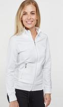 Switcher | MIA  6036 | Damen Sweatjacke aus angenehmerBio-Stretch-Baumwolle