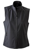 James & Nicholson | JN 1023 | Damen 3-Lagen Softshell Gilet