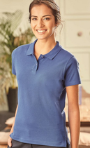 Russell | 577F | Damen Ultimate Piqué Polo