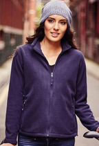 Russell | 870F | Damen Fleece Jacke