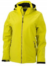James & Nicholson | JN 1053 | Damen Wintersport Softshell Jacke