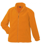 James & Nicholson | JN 44K | Kinder Fleece Jacke