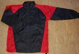 Promodoro | 7660 / Jacke / Gr. L / schwarz/rot / Ausverkauf