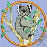 "SWKIDS | Stickerei ""Koalabaer1"""