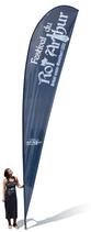 Flaggen | BatFan Gigant Mittel | Grösse: 178x540cm