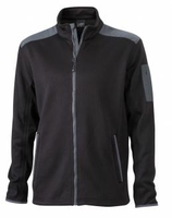 James & Nicholson | JN 591 | Herren Strick Fleece Jacke