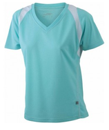 James & Nicholson | JN 396 | Damen Lauf Shirt