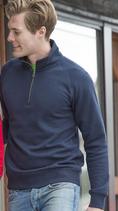 Clique | 021043 | Classic Half Zip  Unisex Sweater