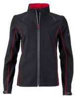 James & Nicholson | JN 1121 | Damen Softshell Jacke mit abzippbaren Ärmeln