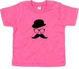 "Babywelt | Babybugz | 71.0002 |  BZ02 Baby T-Shirt kurzarm |  Druck ""Boy Icon"""