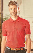Russell | 577M | Herren Ultimate Piqué Polo