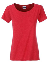 James & Nicholson | JN 8007 | Damen Bio T-Shirt