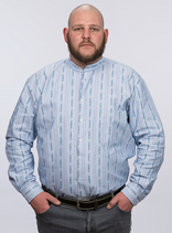 efbe | 177 | Herren Edelweiss-Hemd, langarm