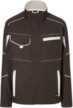 James & Nicholson | Workwear Jacke Unisex  | JN 849