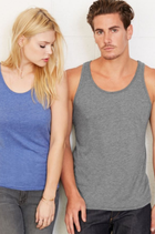 Bella + Canvas | 3480 | Unisex Jersey Tank Top