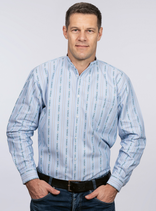 efbe | 177OF | Herren Edelweiss-Hemd, langarm
