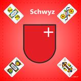 Jassteppiche | Schwyz