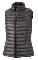 James & Nicholson | Damen Daunen Bodywarmer | JN 1079