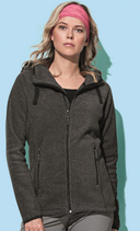 Stedman | 05.5120 | A. Power Fleece Jacket Woman