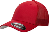 Flexfit Yupoong | Mesh Cotton Twill Trucker Cap | 6511
