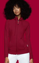 Hakro | № 406 Women-Sweatjacke College