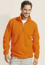 Sol's | Fleece mit 1/2 Zip | Ness