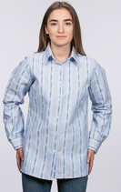 efbe |  177D | Damen Edelweiss-Bluse, langarm