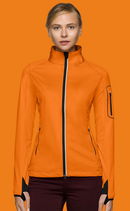 Hakro | № 256 Women-Light-Softshell-Jacke Sidney