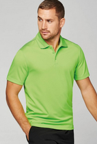 PROACT. | PA480 | Herren Interlock Golf Polo