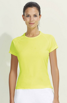 SOL'S  | Damen Sport Shirt | Sporty Women