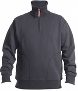 Engel | 8014-136 | Sweatshirt mit Hohem Kragen