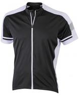 James & Nicholson | Herren Rad Shirt mit Zip | JN 454
